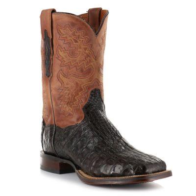 4c83cd09577 Dan Post Cowboy Certified Denver Caiman Exotic Boots DP2806