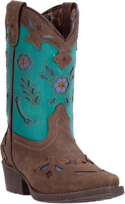 Laredo Kids's Little Kate Western Boots LC2288