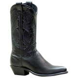 "Abilene 9050 Women's 11"" Tooled Feather Western Boots"