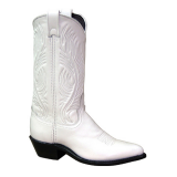 "Abilene 9054 Women's 11"" Tooled Feather Western Boots"