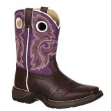 Durango BT286 Kid's Rebel Square Toe Western Boots