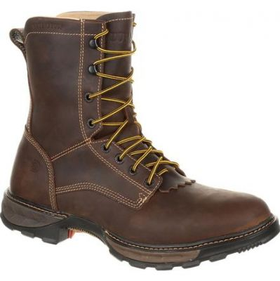 Durango Men's Maverick XP Waterproof Lacer Work Boots - Round Toe DDB0174