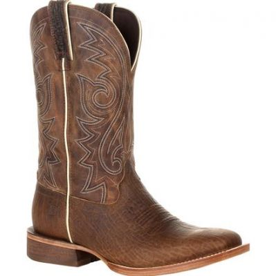Durango® Arena Pro™ Worn Saddle Western Boot DDB0253