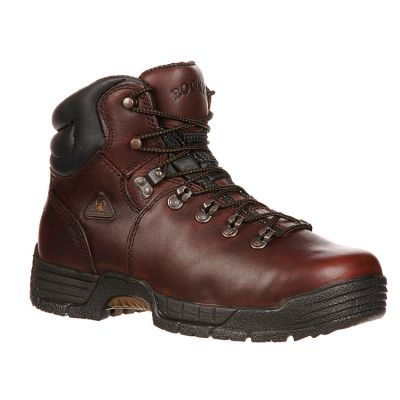 Rocky Men's Mobilite Steel Toe Hiking Boots 6114